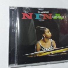 CDs de Música: NINA SIMONE. CLASSIC.. Lote 146318538