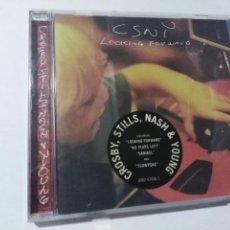 CDs de Música: CSNI. CROSBY STLLS NASH & YOUNG. LOOKING FORWARD REPRISE.. Lote 146318702