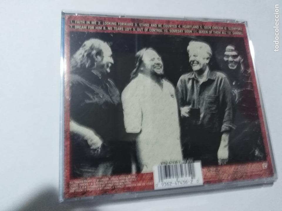 CDs de Música: CSNI. CROSBY STLLS NASH & YOUNG. LOOKING FORWARD REPRISE. - Foto 2 - 146318702