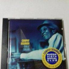CDs de Música: COMPAY SEGUNDO. CALLE SALUD . EN PERFECTO ESTADO.. Lote 146319990