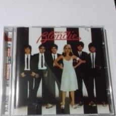 CDs de Música: BLONDIE. PARALLEL LINES. EN PERFECTO ESTADO.. Lote 146320134