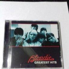 CDs de Música: BLONDIE. GREATEST HITS. EN PERFECTO ESTADO.. Lote 146321014