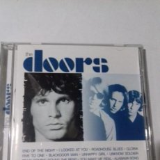 CDs de Música: THE DOORS. END OF NIGHT. I LOOKED AT YOU. ALABAMA SONG........ EN PERFECTO ESTADO.. Lote 146321058