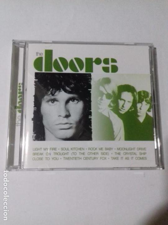 THE DOORS. LIGHT MY FIRE. SOUL KITCHEN. ROCK ME BABY ....EN PERFECTO ESTADO. (Música - CD's Otros Estilos)