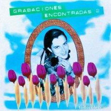 CDs de Música: GRABACIONES ENCONTRADAS 2. Lote 146348374