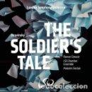 CDs de Música: STRAVINSKY - THE SOLDIER'S TALE (SACD) ROMAN SIMOVIC, LSO CHAMBER ENSEMBLE. Lote 146375002