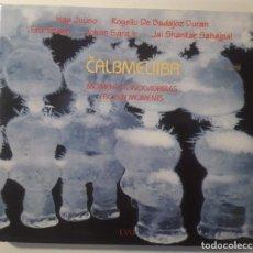 CDs de Música: CD CALBMELIIBA - MOMENTOS INOLVIDABLES / FROZEN MOMENTS. Lote 146393542