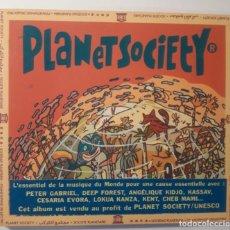 CDs de Música: CD PLANET SOCIETY. Lote 146394054
