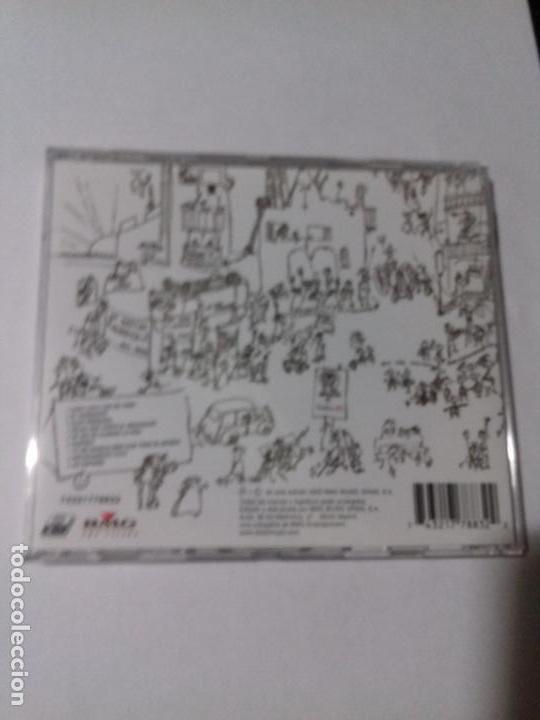 CDs de Música: SERRAT. CADA LOCO CON SU TEMA. . EN PERFECTO ESTADO. - Foto 2 - 146444330
