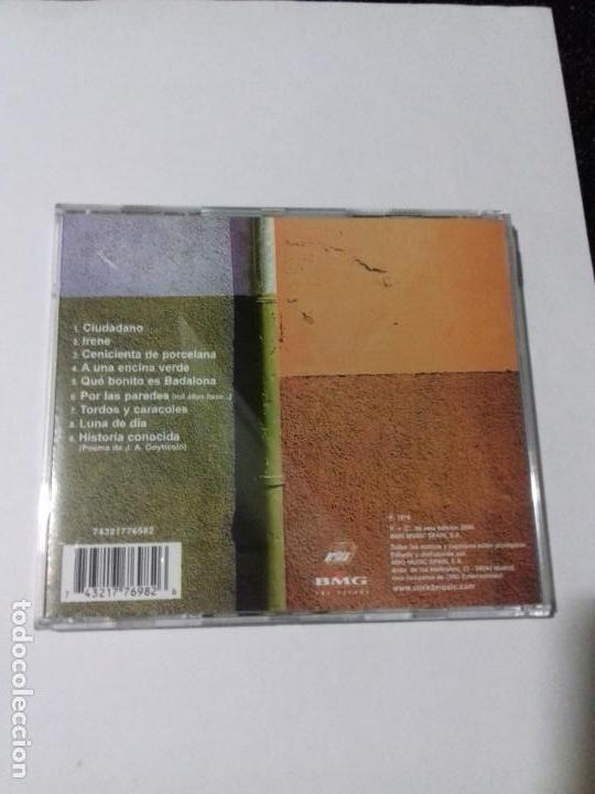 CDs de Música: JOAN MANUEL SERRAT. 1978. CIUDADANO. IRENE. LUNA DE DIA. TORDOS Y CARACOLES..... EN PERFECTO ESTADO. - Foto 2 - 146444522