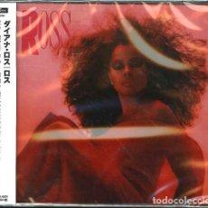 CDs de Música: OFERTA CD JAPON PRECINTADO DIANA ROSS – ROSS BONUS. Lote 146445130
