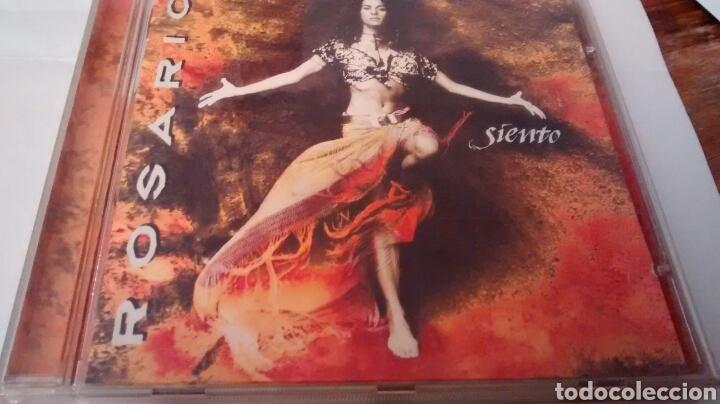 ROSARIO: SIENTO (EPIC) 1994 (Música - CD's Pop)