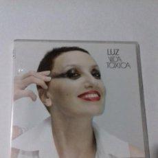 CDs de Música: LUZ CASAL. VIDA TOXICA. SE FELIZ. BAJO TU ABRAZO. 18 AÑOS. REGALE..... EN PERFECTO ESTADO.. Lote 146446258