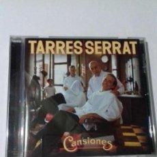 CDs de Música: TARRES SERRAT. TARRES. SOY LO PROHIBIDO. EL ULTIMO ORGANITO....... EN PERFECTO ESTADO.. Lote 146446794