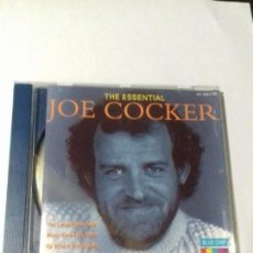 CDs de Música: JOE COCKER. THE ESSENTIAL. EN PERFECTO ESTADO.. Lote 146459070