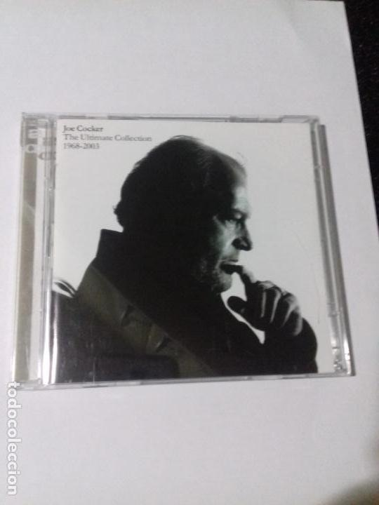 JOE COCKER. THE ULTIMATE COLLECTION 1968-2003. EN PERFECTO ESTADO. (Música - CD's Otros Estilos)