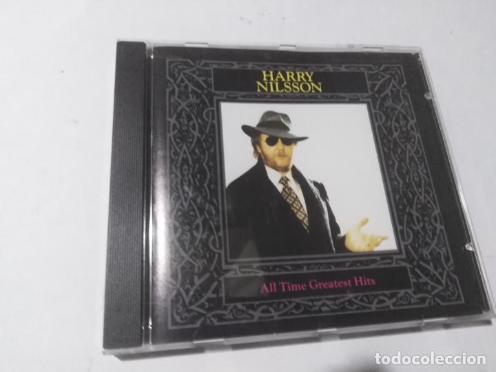 HARRY NILSSON. ALL TIME GREATEST HITS. (Música - CD's Otros Estilos)