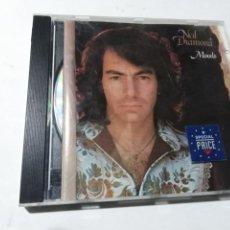 CDs de Música: NEIL DIAMOND. MOODS.. Lote 146461606