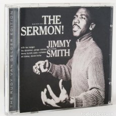 CDs de Música - Smith, Jimmy: The Sermon (Blue Note) (cb) - 146476370