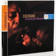 CDs de Música: COLTRANE, JOHN: LIVE AT THE VILLAGE VANGUARD (IMPULSE) (CB) . Lote 146477690