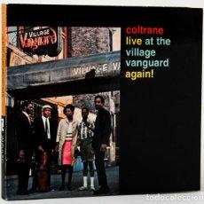 CDs de Música: COLTRANE, JOHN: LIVE AT THE VILLAGE VANGUARD AGAIN (IMPULSE) (CB) . Lote 146477914