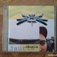 CDs de Música: LA TRAMA - JAURIA - ÚNICO DISCO CD 1999 HIP HOP. Lote 146493098