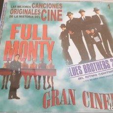 CDs de Música: GRAN CINEMA / CD - BARSA PROMO / 10 TEMAS / CALIDAD LUJO.. Lote 146501038