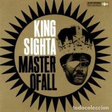 CDs de Música: KING SIGHTA: MASTER OF ALL. Lote 146549326