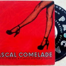 CDs de Música: PASCAL COMELADE - SENSE EL RESSO DEL DRING / AL PIANISTA DELLA BODEGA BOHEMIA - CD SINGLE PROMO 2002. Lote 146552034