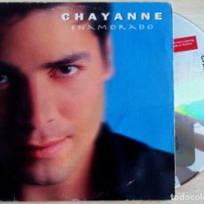 CDs de Música: CHAYANNE - ENAMORADO (ANAMORATA) - CD SINGLE PROMOCIONAL - 1998 - COLUMBIA. Lote 146555638