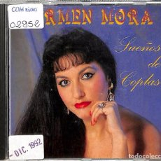 CDs de Música: CD CARMEN MORA - SUEÑOS DE COPLAS. Lote 146593206