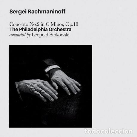 RACHMANINOV - CONCIERTO PIANO Nº 2 - RACHMANINOV / STOKOWSKI (Música - CD's Clásica, Ópera, Zarzuela y Marchas)
