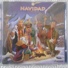CDs de Música: NAVIDAD EN ASTURIAS. COMPACTO CON 16 CANCIONES. . Lote 146618470