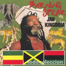 CDs de Música: BURNING SPEAR - JAH KINGDOM (CD, ALBUM). Lote 175631108