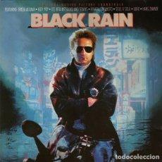 CDs de Música: BLACK RAIN (ORIGINAL MOTION PICTURE SOUNDTRACK) CD SOUNDTRACK, REGGAE-POP, CLASSICAL, NEW WAVE. Lote 146632606
