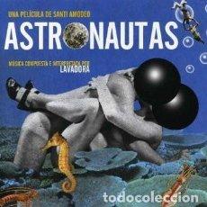 CDs de Música: LAVADORA- ASTRONAUTAS CD BSO. BANDA SONORA. SANTI AMODEO NANCHO NOVO ROCK, POP, STAGE & SCREEN. Lote 146634586