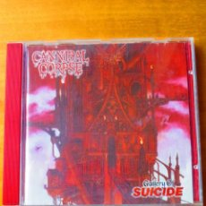 CDs de Música: CANNIBAL CORPSE - GALLERY OF SUICIDE (CD). Lote 146642686