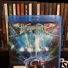 CDs de Música: DRAGONFORCE - IN THE LINE OF FIRE (LARGER THAN LIVE) - BLU-RAY. Lote 146650638