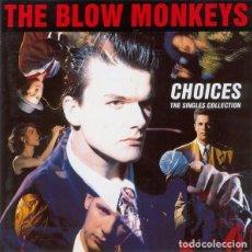 CDs de Música: CD JAPON THE BLOW MONKEYS – CHOICES - THE SINGLES. Lote 146663910