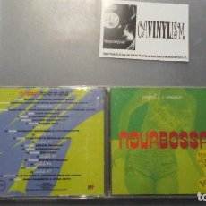 CDs de Música - NovaBossa CD Bossa Nova - Bonita Compilación Gilberto, Getz, Jobim. Baden Powell , Edu Lobo, .... - 146670446