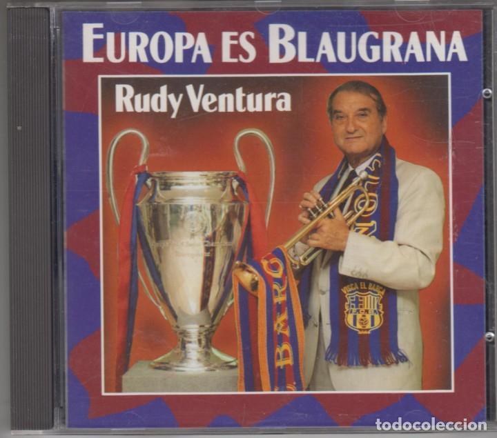 Rudy Ventura Cd Europa és Blaugrana 1992 Barça Vendido Por Venda Direta 146670914