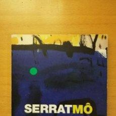 CDs de Música: SERRATMÔ (CD) JOAN MANUEL SERRAT. Lote 146704590