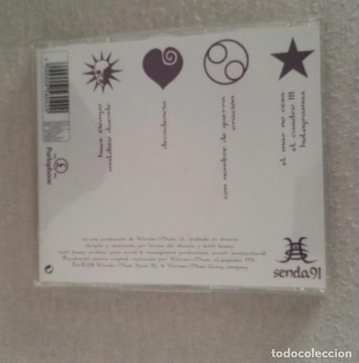 CDs de Música: heroes del silencio senda 91 - Foto 2 - 146724954