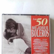 CDs de Música: LOS 50 MEJORES BOLEROS. 3CD. CAMINEMOS. CUANDO VUELVA A TU LADO.... EN PERFECTO ESTADO.. Lote 146726274