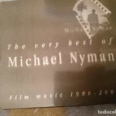 CDs de Música: THE VERY BEST OF MICHAEL NYMAN - 2 CDS -VER FOTOS. Lote 146733074