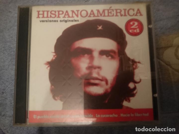 HISPANOAMERICA -2 CD - MUSICA DEDICADA AL CHE GUEVARA Y REVOLUCIONARIOS (Música - CD's World Music)