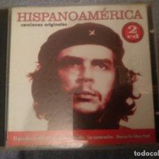 CDs de Música: HISPANOAMERICA -2 CD - MUSICA DEDICADA AL CHE GUEVARA Y REVOLUCIONARIOS. Lote 146739958