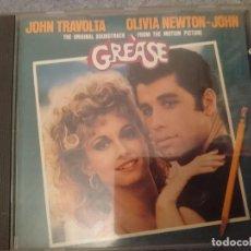 CDs de Música: BSO GREASE. Lote 146742494