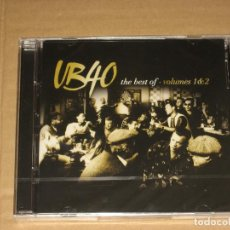 CDs de Música: (SIN ABRIR) UB40 - THE BEST OF UB40 VOLUMES 1 & 2 _____ (2 ALBUMES). Lote 146745094