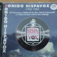 CDs de Música: SONIDO HISPAVOX (1960-1982) DOBE CD RAMA LAMA. Lote 146686182